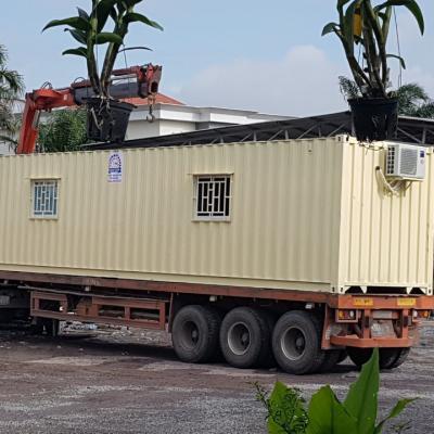 Clip Nhà container 40 feet
