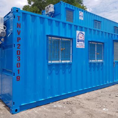 Clip Container Văn Phòng 20 feet