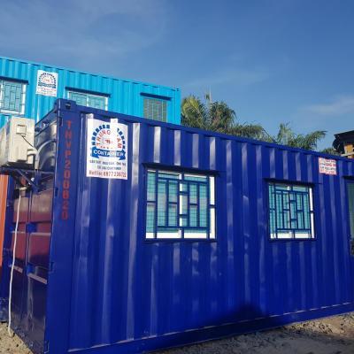 Container văn phòng 20 feet - Mẫu 7