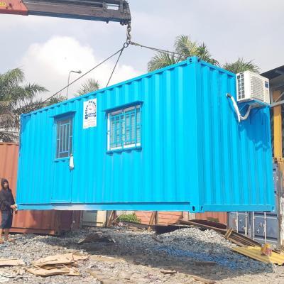 Bán, Cho thuê container văn phòng 20 feet có WC