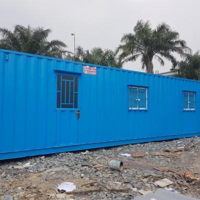 Bán, Cho thuê container văn phòng 40 feet có WC