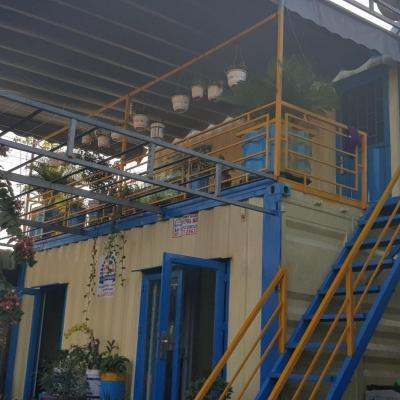 Nhà container ghép 20 feet làn văn phòng làm việc