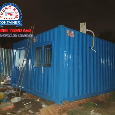 Nhà container ghép 20 feet